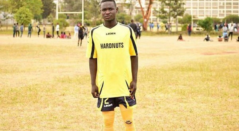 Kenyan footballer killed by lightning while celebrating goal