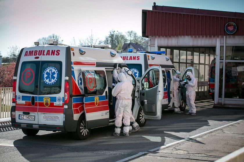 Raport polskich epidemiologów. Wstrząsające dane