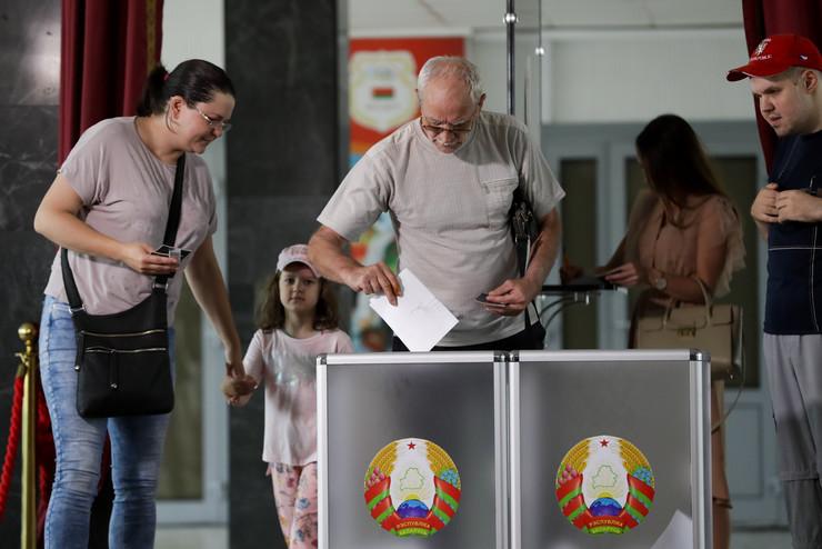 Belorusija izbori