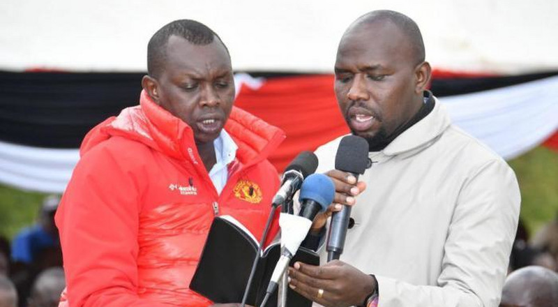 DP Ruto's team exposes the rot in Jubilee in fight over billions, speak on leaving the party