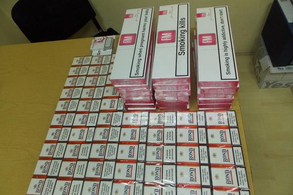 Резултат слика за Novopazarcu zaplijenili 35.000 paklica cigareta: Krio ih u posebno napravljenom bunkeru