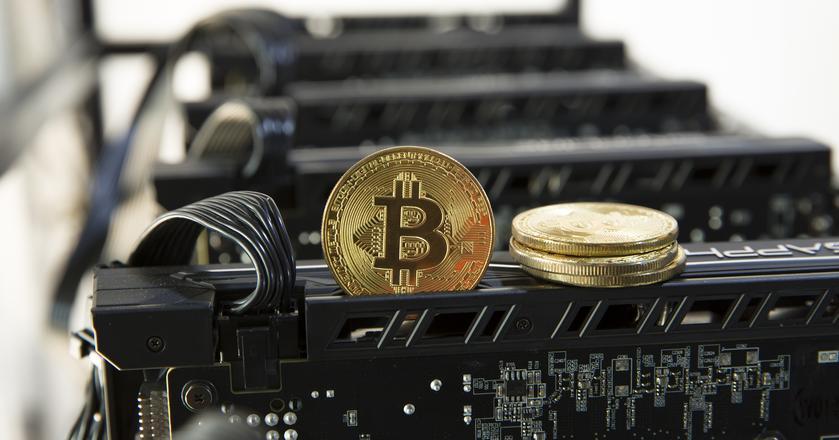 Karty graficzne kupowane są masowo przez osoby kopiące kryptowaluty