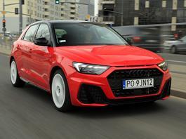 Audi A1 30 TFSI - pozornie zadziorne | TEST