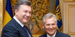 Kwaśniewski zarabia dzięki ludziom Janukowycza