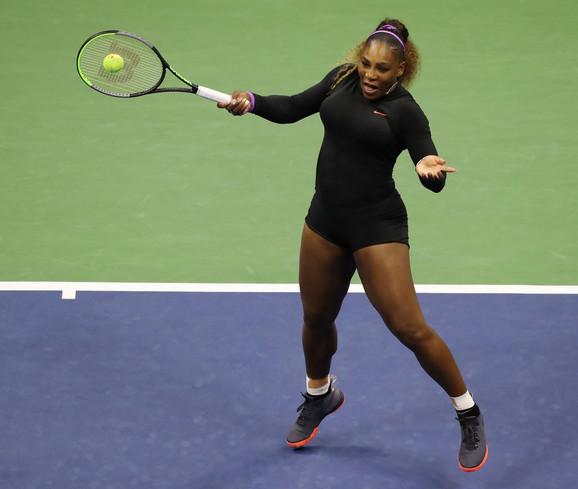 Serena Vilijams na US Openu