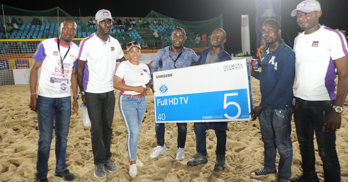 FCMB excites Nigerians at COPA Lagos Beach Soccer Tournament - Pulse Nigeria