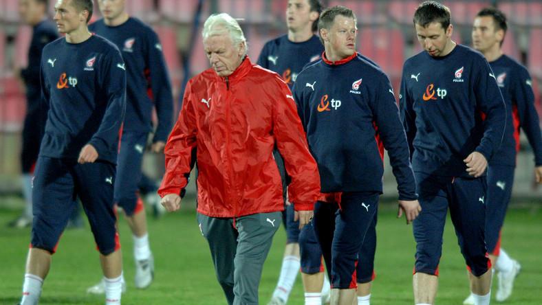 Polska znów spadła w rankingu FIFA