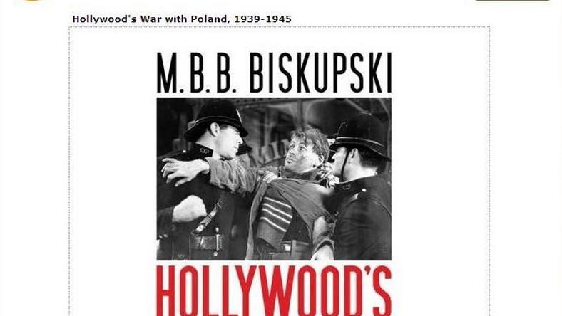 Antypolskie filmy w Hollywood. Dla Stalina