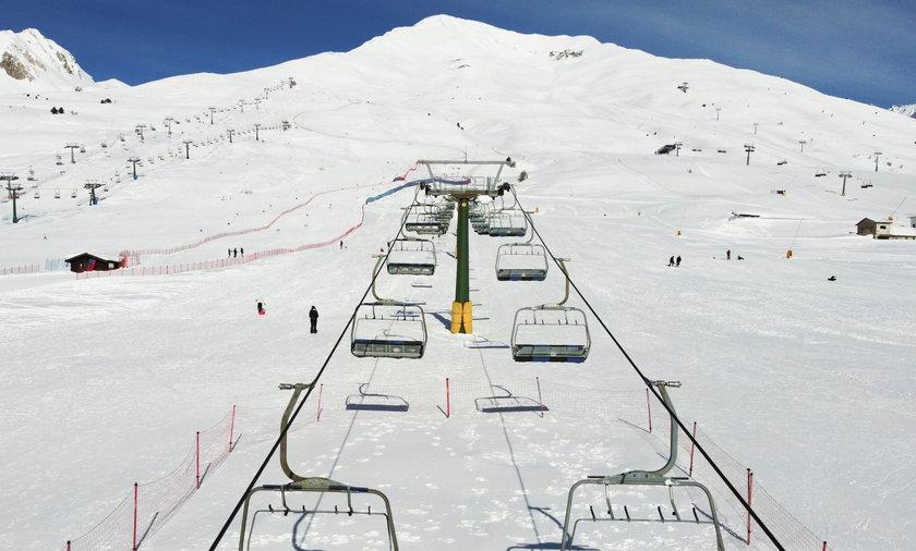 Włochy. Otwarcie stoków i wyciągów narciarskich. Zmiana decyzji rządu.