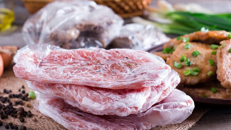 Mrożone mięso