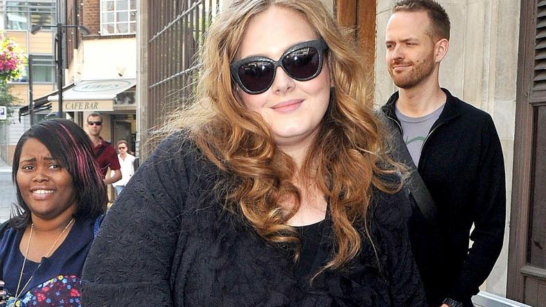 Adele gościem gali rozdania Złotych Globów