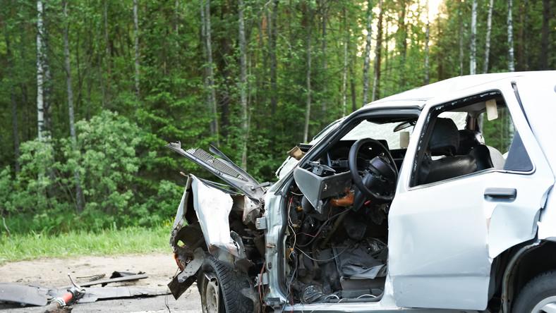 Tragiczny bilans świąteczny na drogach. 33 osoby zginęły