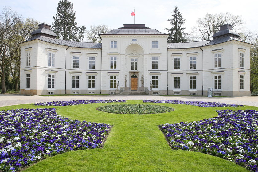 Królewska rezydencja