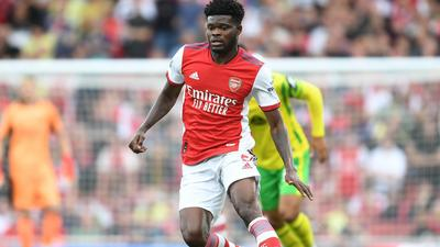 Thomas Partey returns from injury to inspire Arsenal to victory over Norwich