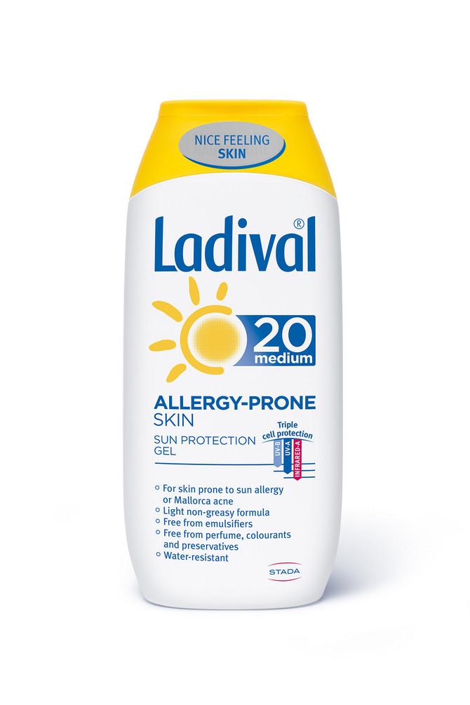 Posebna formula za alergične na sunce