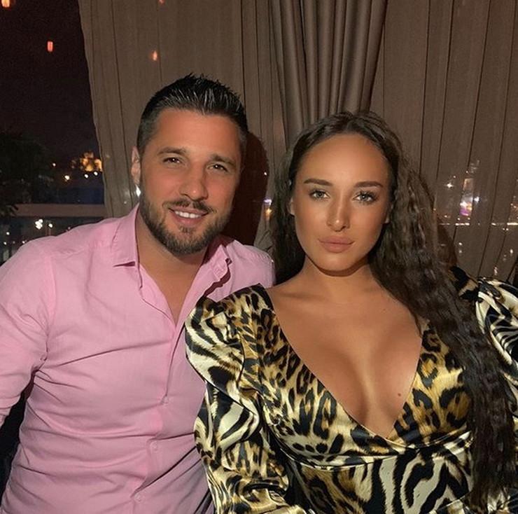 Luna Đogani otišla iz Srbije nakon što je Maljko Miljković više ne prati na Instagramu!