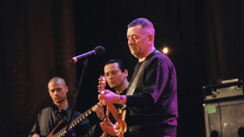 Tadeusz Nalepa w 2000 r.
