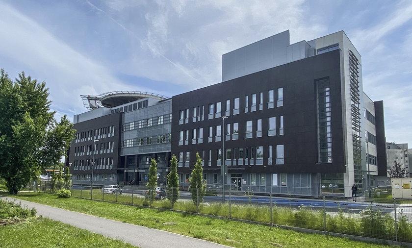 Szpital Południowy miasto wybudowało 400 mln zł.