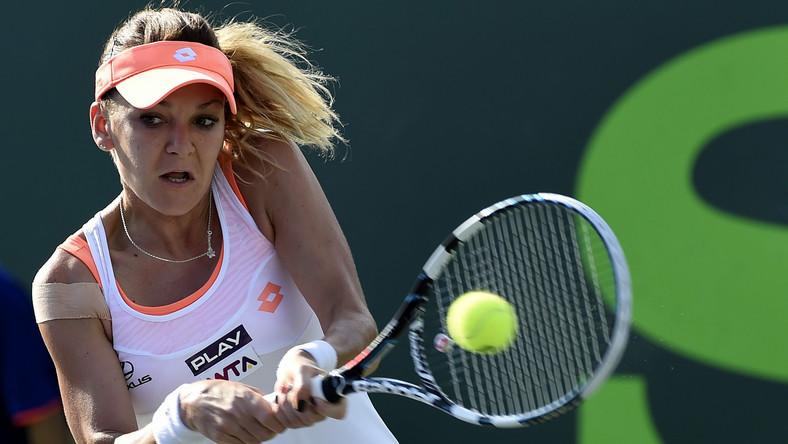 Radwańska odpadła w ćwierćfinale w Miami