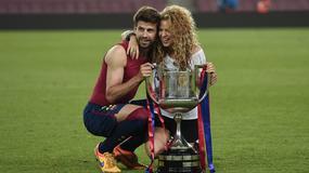 Shakira i Pique bawili się na koncercie U2