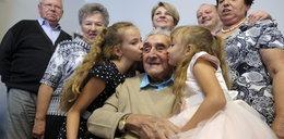 - Mam 100 lat - mówi pan Franek z Chorzowa!