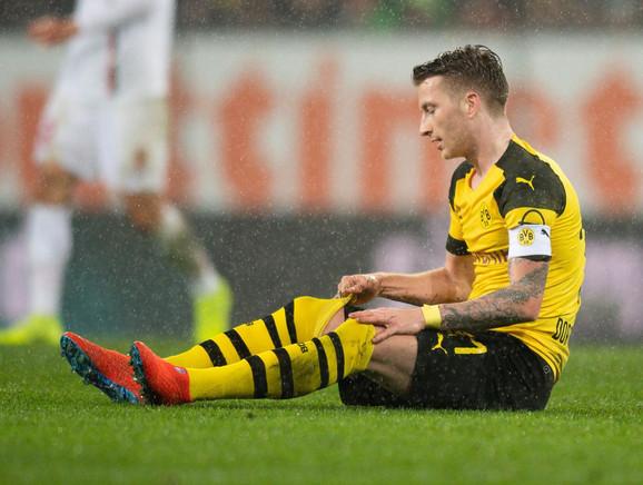 Dortmund je doživeo neočekivan poraz
