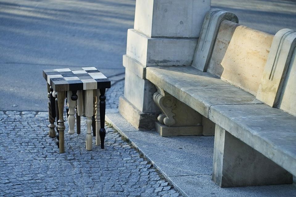 Tralala, stolik kawowy/www.lorenslorens.pl