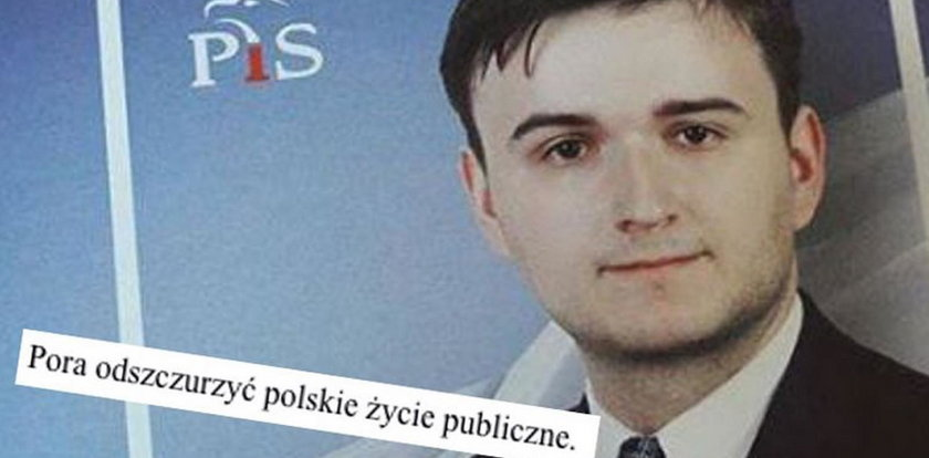 Szokujące poglądy kandydata PiS w Warszawie