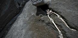 Odkryli ludzkie szczątki. Nie ma wątpliwości, jak zginął
