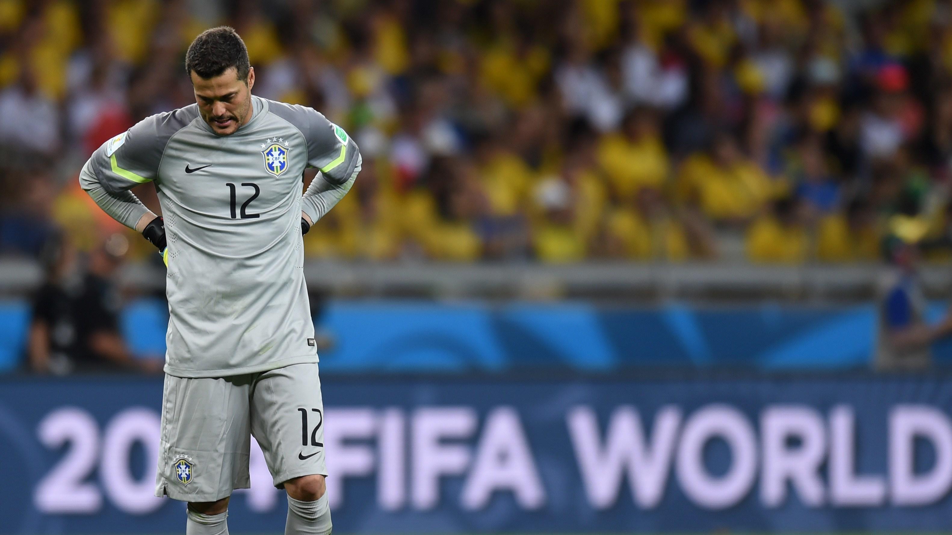 fc849ee8a Mundial 2014: najwyższa przegrana Brazylii w historii - Sport