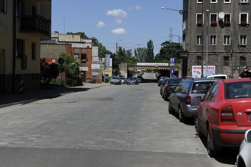 Ulica Rychtalska we Wrocławiu