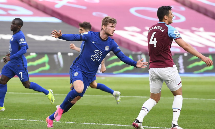 Premier League - West Ham United v Chelsea