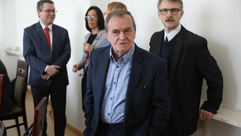 sędzia Wiesław Johann