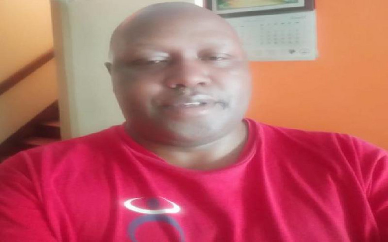 Peter Magara who was found dead on Saturday morning