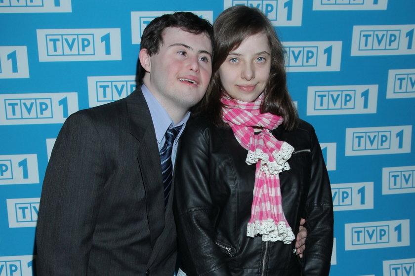 Piotr Swend i natalia Antoszczak