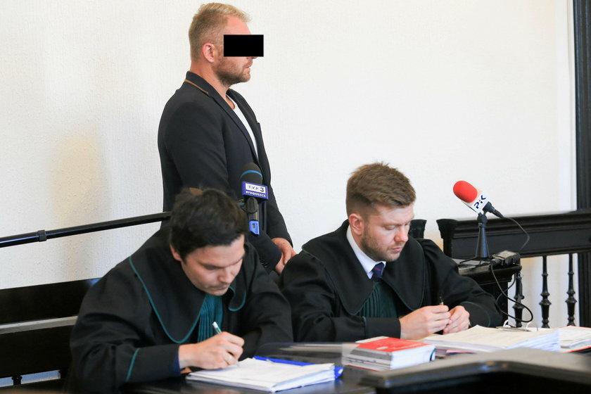 Proces Rafała P., byłego radnego PiS z Bydgoszczy