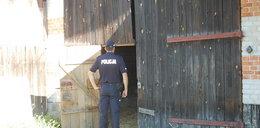 Tajemnicza śmierć. Dwa ciała znalezione w stodole