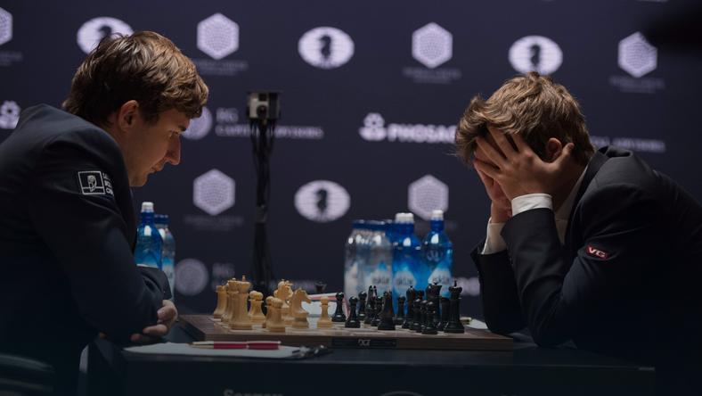 Magnus Carlsen - Siergiej Karjakin