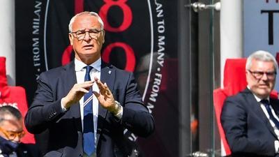 Ranieri exits Sampdoria with win over Parma