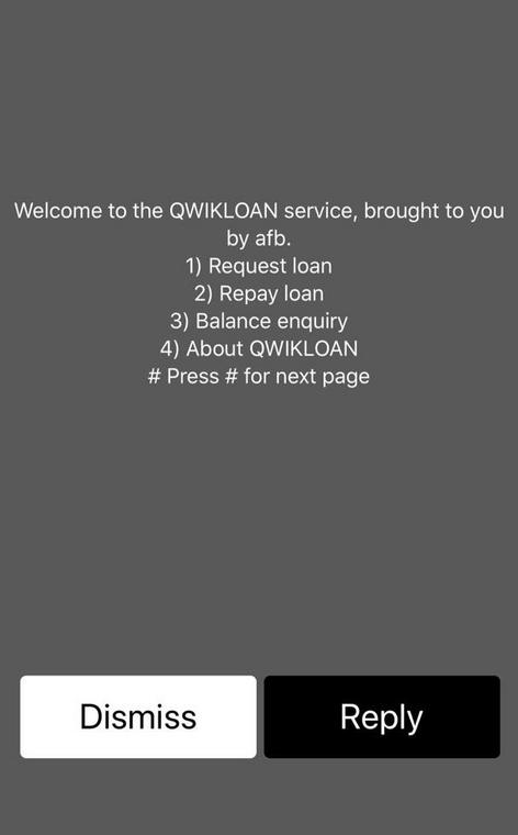 How to access MTN Quick loan