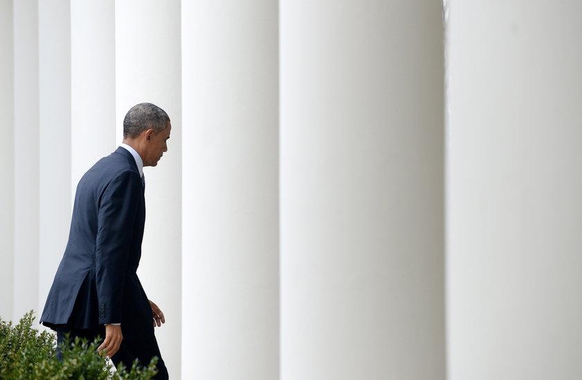Przezydent USA, Barack Obama
