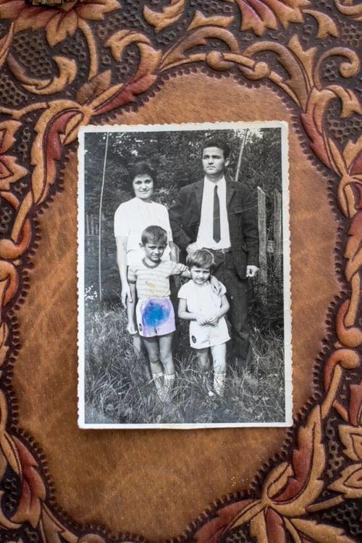 Ničifor, Cveta i Strahinjina majka