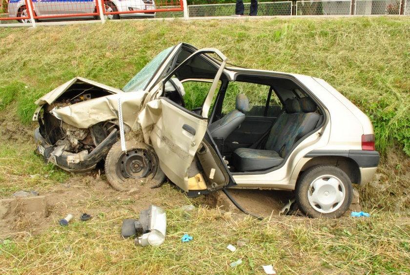 Wypadek w Jastrzębiu-Zdroju