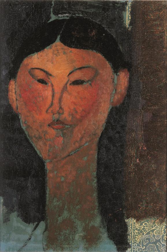 Beatris Hejstings, 1915, privatna kolekcija