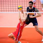 Dugo neko nije ovako nadigrao naše odbojkaše! Srbija poražena u polufinalu EP nakon HAOSA NA TERENU i sudijskog prekida zbog sukoba igrača
