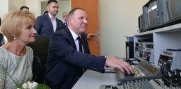 Jacek Kurski otworzył studio TVP w Słupsku