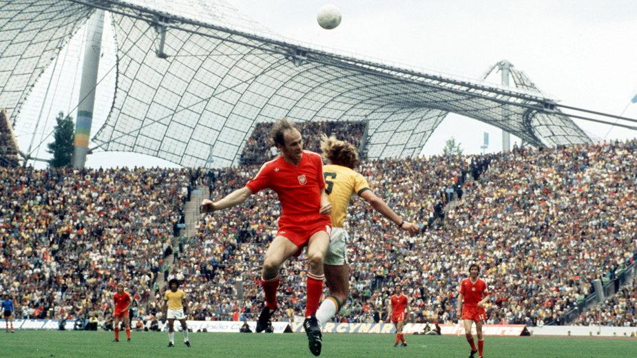 Grzegorz Lato strzelił zwycięskiego gola w meczu o 3. miejsce MŚ 1974, w którym Polska pokonała Brazylię.