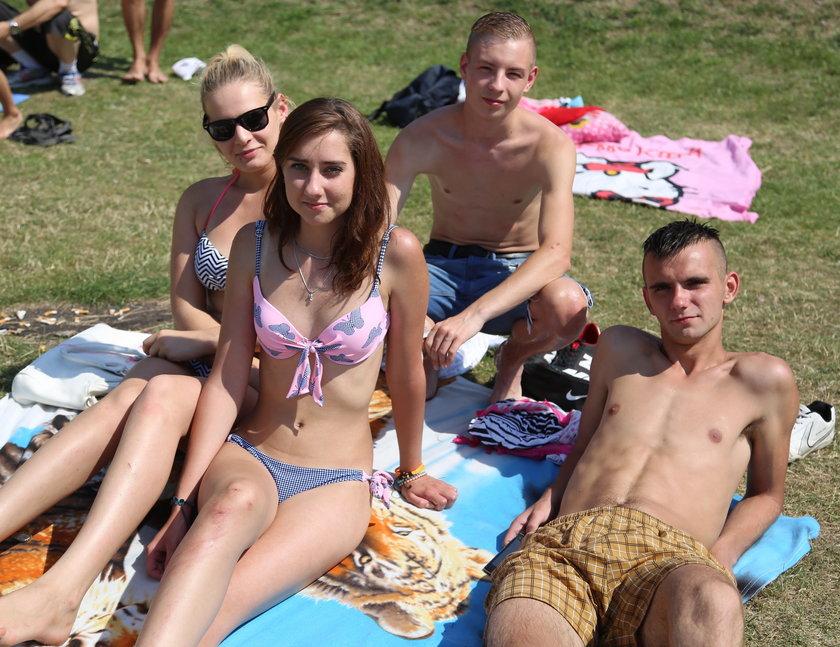 Warszawiacy chcą więcej kąpielisk