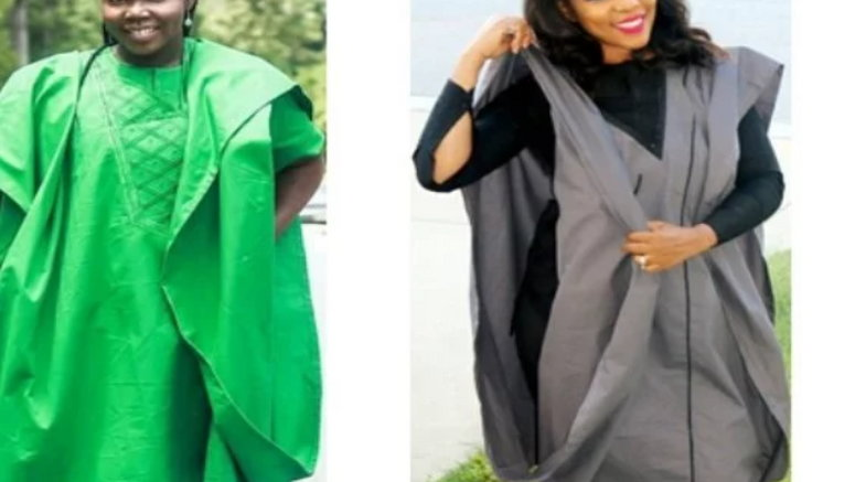 Must-have agbada ankara gowns styles for fashionable ladies