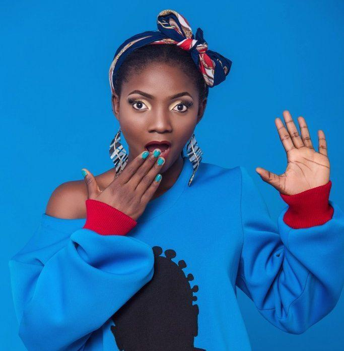Simi apologizes for her line about tribal marks in her #fuckyouchallenge cover
